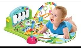 Gimnasio bebe piano