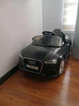Carro eléctrico montable niño