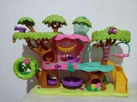 Casa de juguete Littlest pet shop