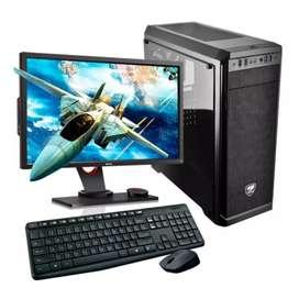 Oferta lenovo core i5 tercera denegación para webcam o trabajo gráfico con monitor 19 teclado mauso garantía 6 meses