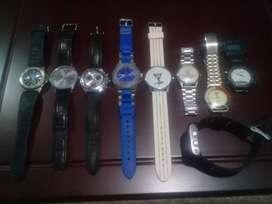 Vendo relojes.
