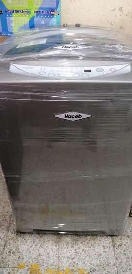 Lavadora haceb 28 lbs