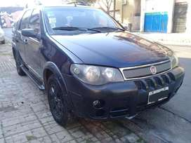 Fiat palio adventure 2006  GNC FULL AL DÍA VENDO PERMUTO Whatsapp 15 58 700 198 jose