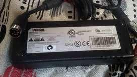 Genuine Viasat 80W 50-60Hz Adaptador Cargador de Fuente de alimentación de CA (1 0 2 9 2 0 3 - 0 0 2)