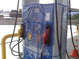 Forros expendedores de gasolina, protector surtidor de gasolina