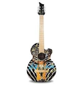 Guitarra Acústica Dr. Fox