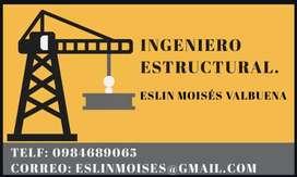 Ingeniero civil estructural