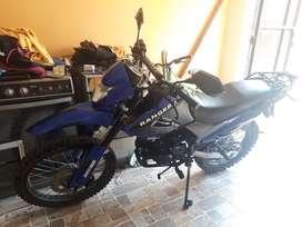 Moto RANGER pantanera 250