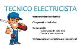 Mantenimiento y reparaciones eléctricas