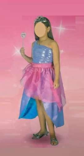 Disfraz la princesa del pop