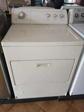 Secadora whirlpool de remate con garantía