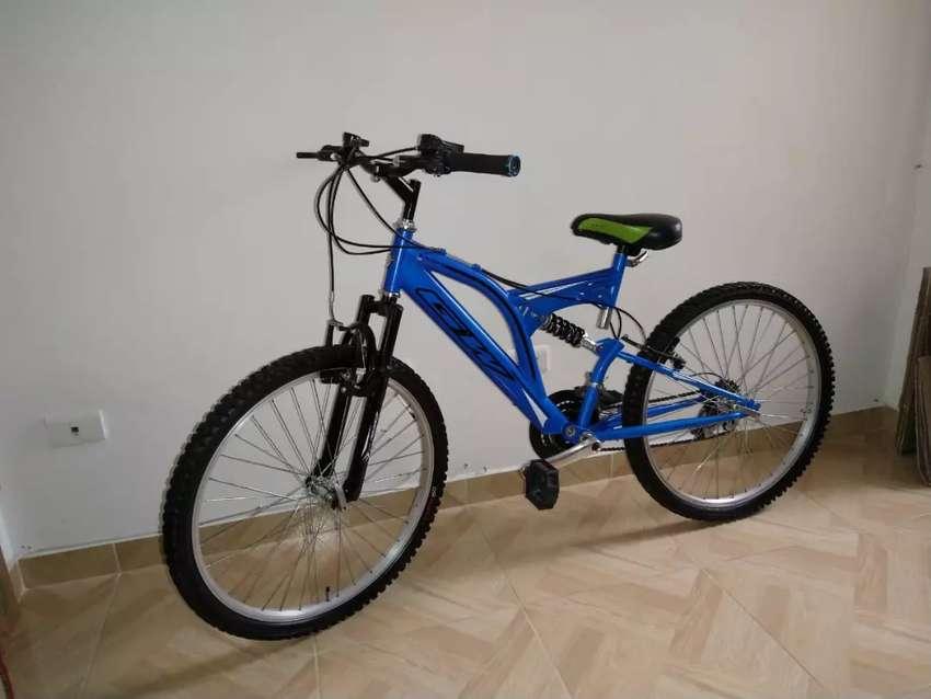 Bicicleta GW Sinope 1.0