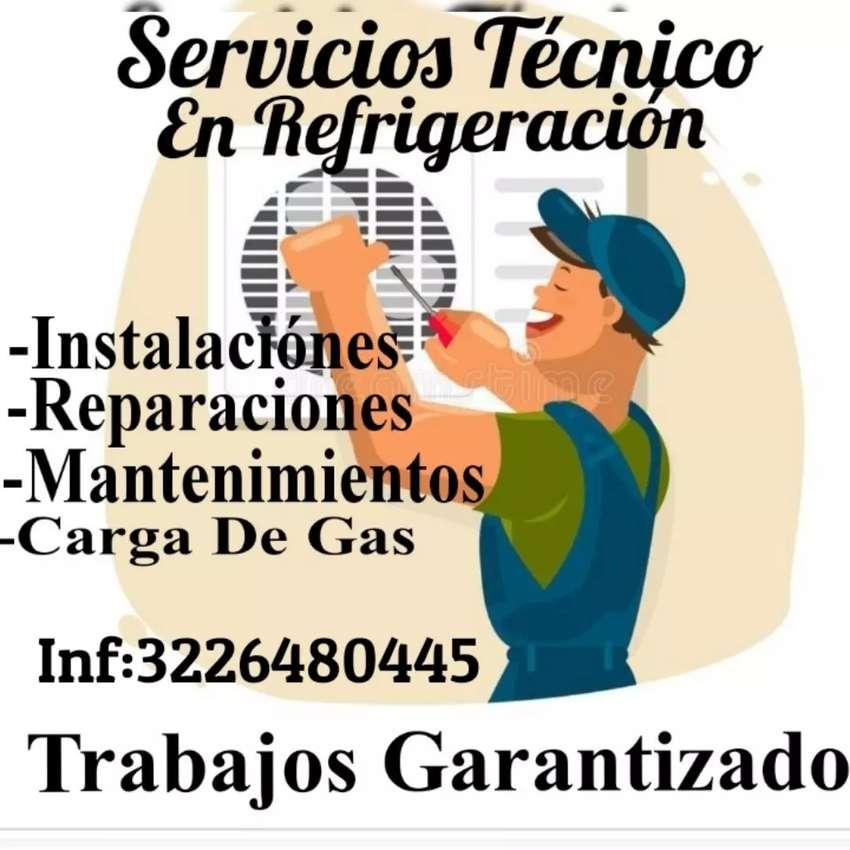 Servicios técnicos en refrigeración 0