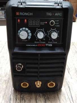 Maquina Tig Ronch Nueva