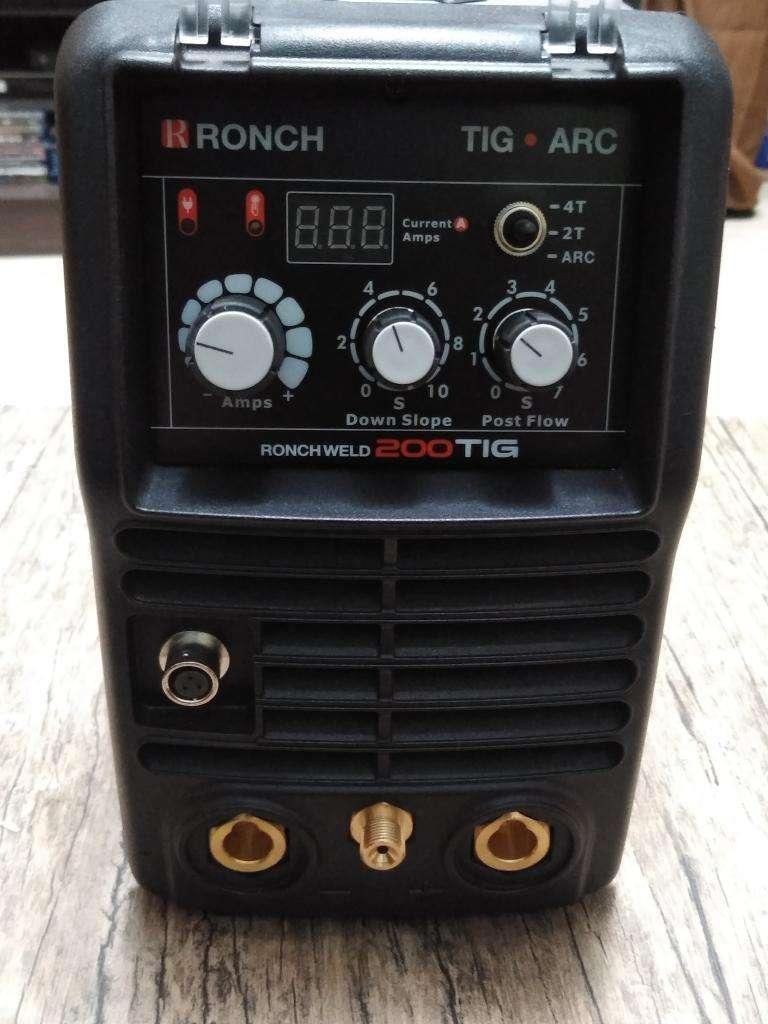 Maquina Tig Ronch Nueva 0