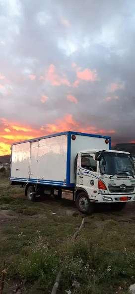 Se ofrese transporte de carga a nivel nacional.