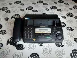 Vendo Fax Panasonic Exelente Estado