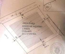 2423 mts cuadrados Chaullabamba a 57 cada mts