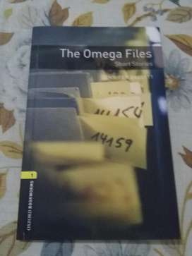 The Omega Files . Short Stories . Jennifer Bassett . Oxford stage1 . Libro en ingles