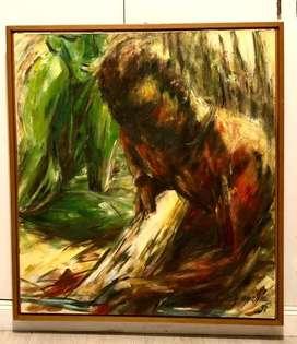 Vendo cuadro de la artista lina mejia duque