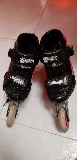Patines profesionales bota expandible