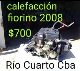 Calefacción Fiorino 2008