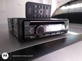 ¡¡Gangazo¡¡ Equipo de sonido para carro marca Pioneer en Excelentes Condiciones .