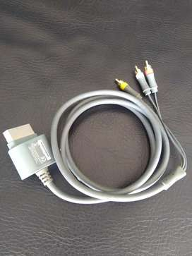 $ 14000 Cable conexión RCA  XBOX