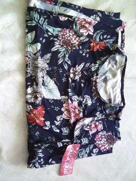 Vendo vestido largo nuevo