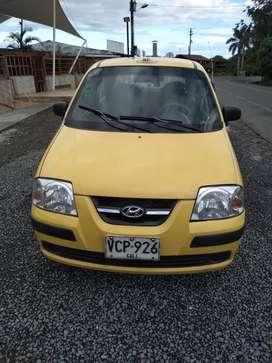 Vendo taxi Atos 2009 al dia