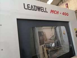 CNC LEADWELL 400 HORIZONTAL