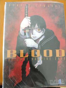 Lote Blood + Saber Marionette J + Hungry Heart + Fushigi