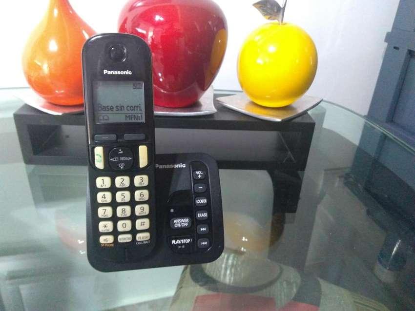 TELEFONO PANASONIC TGCA220LA con contestador 0