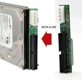 SATA a IDE Adaptador-Convertidor
