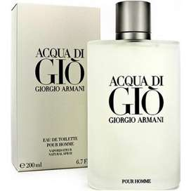 Acqua Di Gio Hombre 6.7oz 200.ml Sellada Original