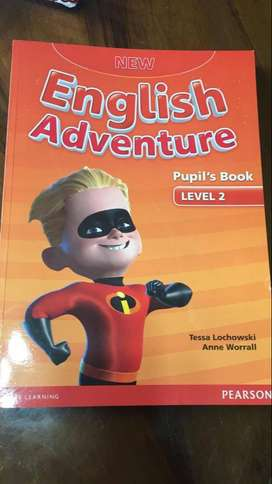 ENGLISH ADVENTURE LEVEL 2 BOOK