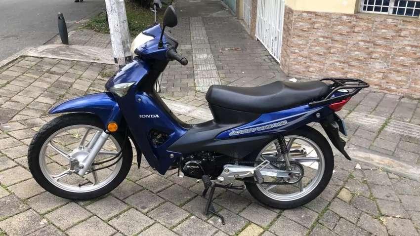Honda wave 100 modelo 2011 soat tecno 0