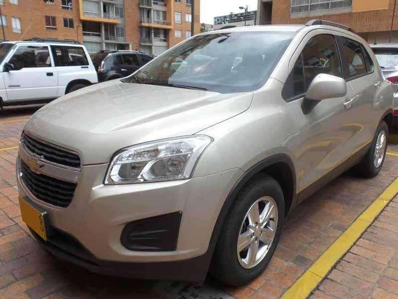 Chevrolet Tracker LS 2015 0