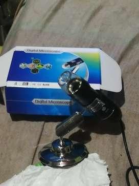 Microscopio android y pc