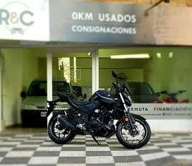 Yamaha MT 03 ´17 - 7.900km - Excelente estado!