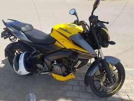 Moto Bajaj Pulsar Ns 200 fi / No Honda,  No Yamaha , No Suzuki