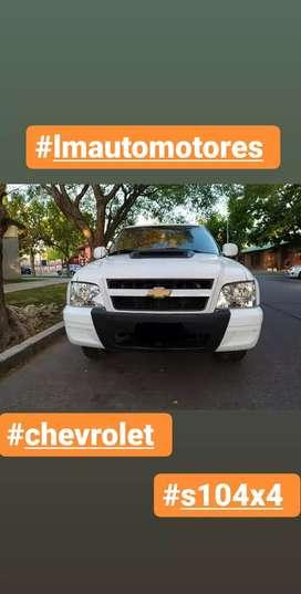 Chevrolet S10 MWM 4x4 mod 2009 impecable!!