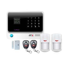 Alarma Wifi Inalámbrica GSM