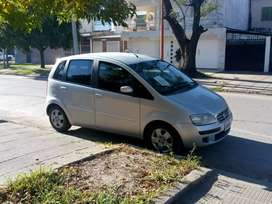 TITULAR VENDO FIAT IDEA FULL ( IMPECABLE) VTV AL DIA