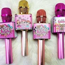 microfono karaoke lol