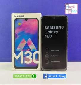 Samsung M30 64GB 4GB ram 6,4 Bat 5000 Mah