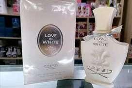 Perfume Creed white