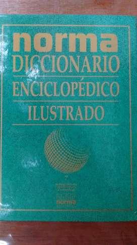 Diccionario Enciclopedico Ilustrado Norma 7 Tomos
