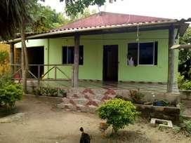 Vendo o Permuto Casa Finca vía Cartagena - Barranquilla