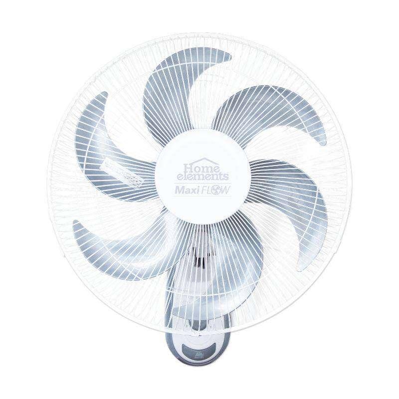 Ventilador Home Elements Maxi Flow Pared 16 3 velocidades